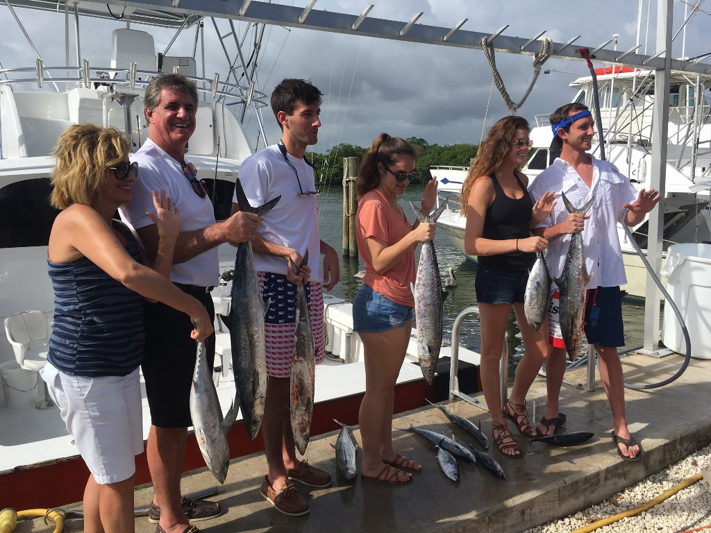 Family fishing trips fort lauderdale fishing charters for Family fishing boats