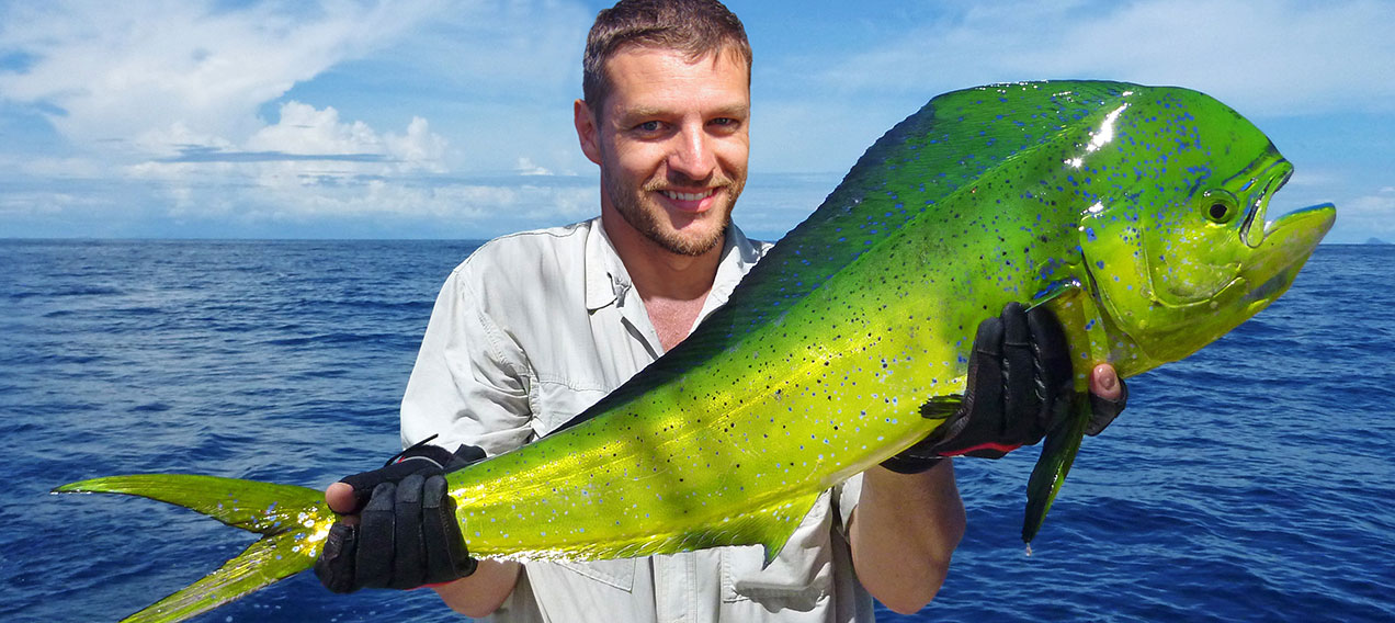 Mahi Mahi Caught In Fort Lauderdale Florida